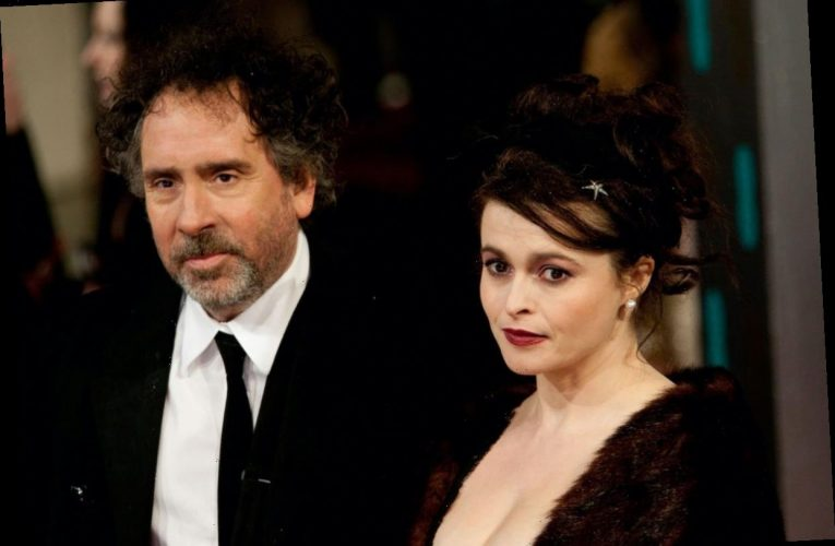 Tim Burton and Helena Bonham Carter Once Got in a Huge Fight Over 'Love Actually'