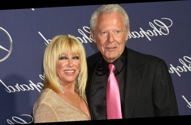 Suzanne Somers on keeping spark alive in her 42-year marriage in 2020: 'We are constantly kissing'