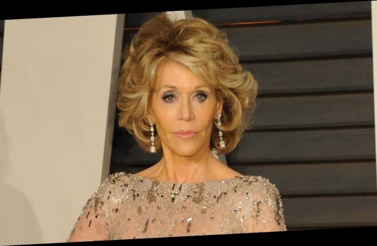 Jane Fonda says she's 'on pins and needles' ahead of election day: 'Take deep breaths'