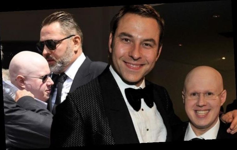 David Walliams: BGT judge seen with Matt Lucas for first time in 2 years after fall out