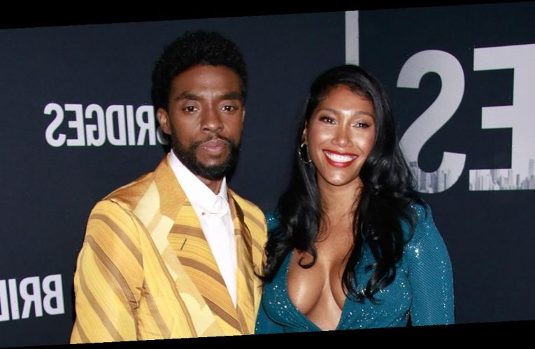 Chadwick Boseman's Wife's Petition for Late Actor's Estate to Move Forward