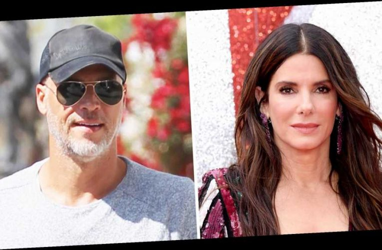 Inside Sandra Bullock's Private Bliss With Bryan Randall