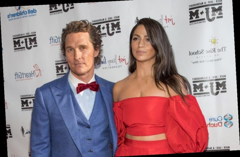 Matthew McConaughey Has 1 Person to Thank For His Marriage to Camila Alves: 'I Did Not Know Who He Was'