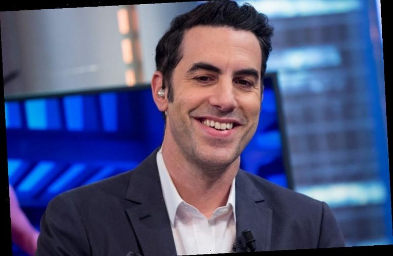 Sacha Baron Cohen Credits His Career Success to a Clown