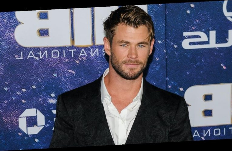 Chris Hemsworth as Hulk Hogan transformation continues in shirtless pic, Marvel co-star comments to confirm return role