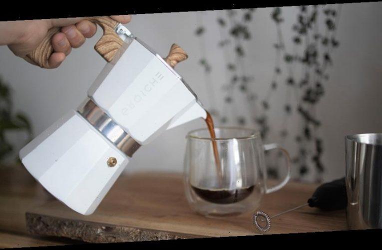 Make Coffee Like A Pro Barista With the MILANO Stovetop Espresso Maker