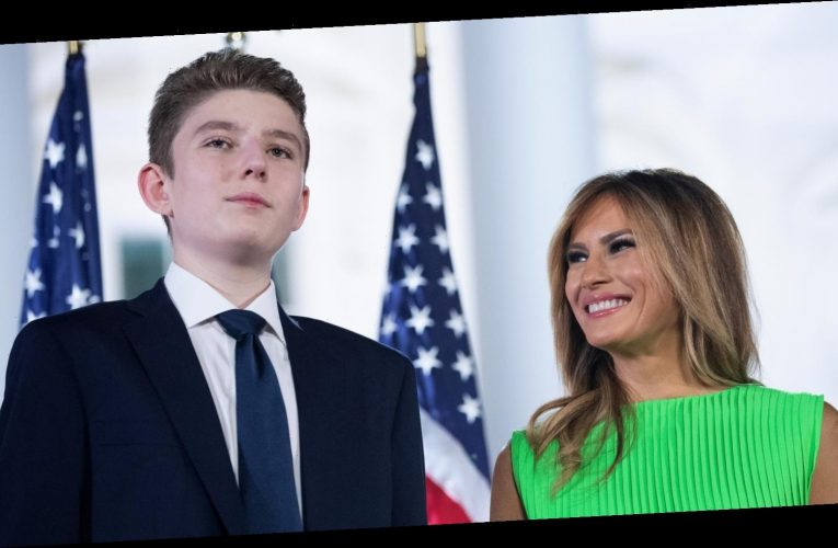 What's really going on with Melania and Barron Trump?