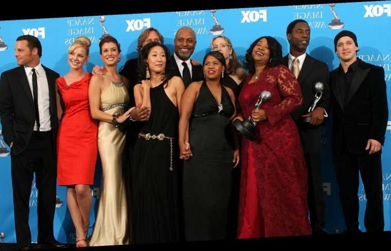 The surprising word the Grey's Anatomy cast couldn't say in season 1