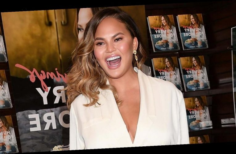 Chrissy Teigen Stress Cooking During Election Results Is All of Us