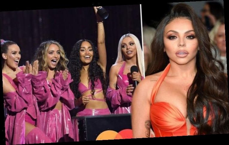 Jesy Nelson discusses feeling vulnerable without Little Mix pals ahead of break from band