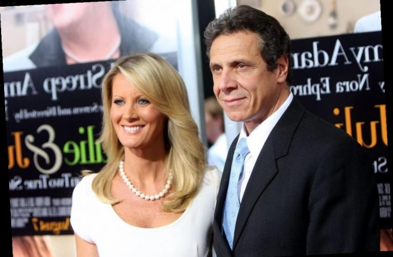 How Did Sandra Lee and Andrew Cuomo Meet?