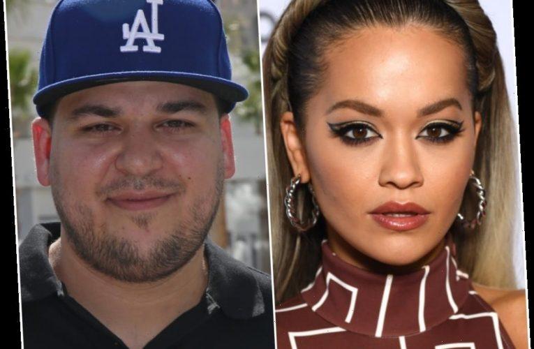 Rita Ora Opens Up About Rob Kardashian Fling: 'I Forgot About That'