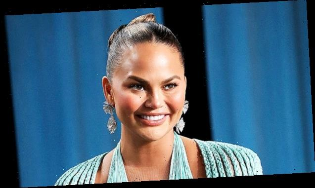 Chrissy Teigen Shows Off New Nose Piercing Before It 'Immediately Fell Out & Healed' — Pic