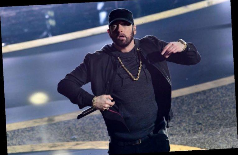 Eminem Reveals His First Reaction to Pete Davidson's 'SNL' Rap