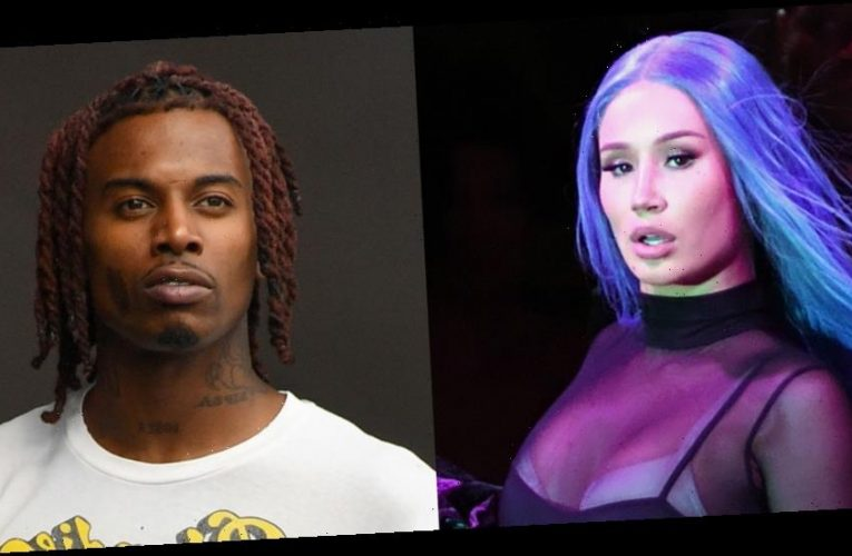 Iggy Azalea Says She Gave Birth Alone While Playboi Carti Played Video Games at Home