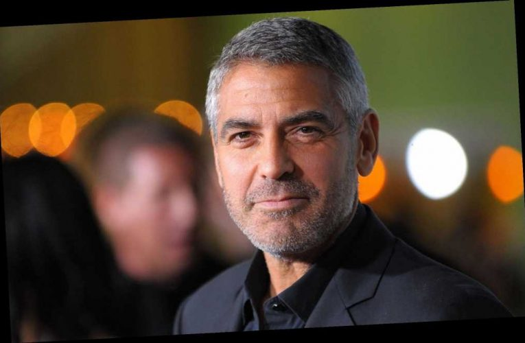 George Clooney Was Hospitalized After a Dramatic Weight Loss For a Role