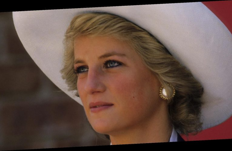 The real meaning behind the famous Princess Diana crying image