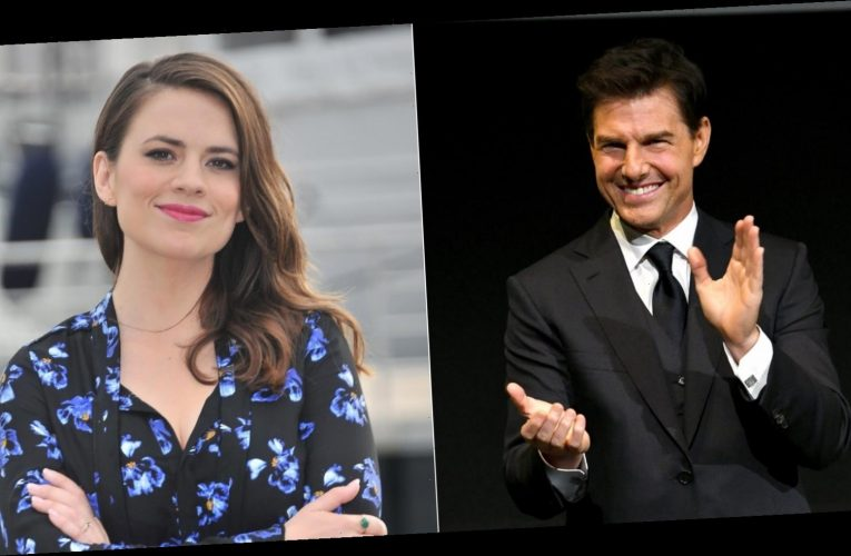 Inside Tom Cruise's Relationship With Hayley Atwell