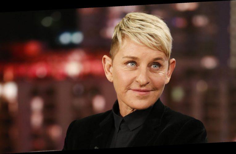 Ellen DeGeneres has 'excruciating back pain' after coronavirus diagnosis, feeling '100%' otherwise