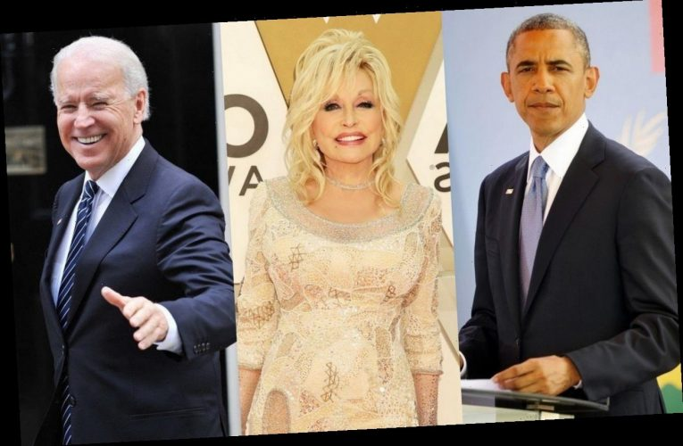 Obama Regrets Not Giving Dolly Parton Presidential Medal, Vows to Call Biden to 'Right His Wrong'