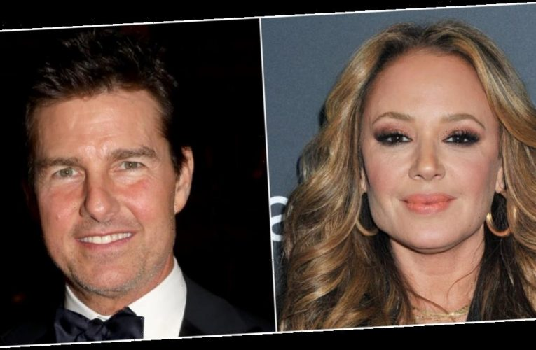 Ex-Scientologist Leah Remini says Tom Cruise's 'psychotic' COVID-19 rant was a publicity stunt