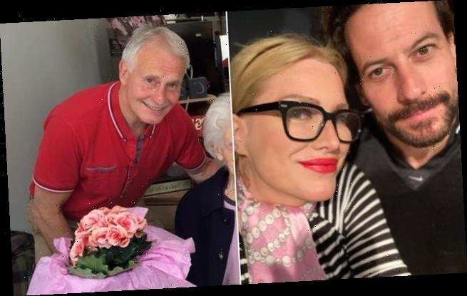 Ioan Gruffudd's dad claims marriage to Alice Evans in trouble a while
