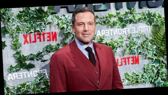 Running on Dunkin'! Ben Affleck Is 'Hunkered Down' Writing His Next Movie