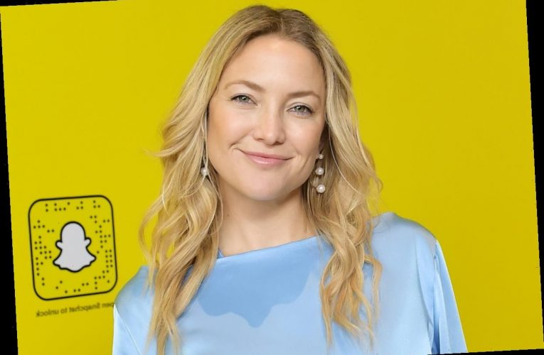 Kate Hudson Hates Watching Her Movies, but This Is the First One She Showed Her Son