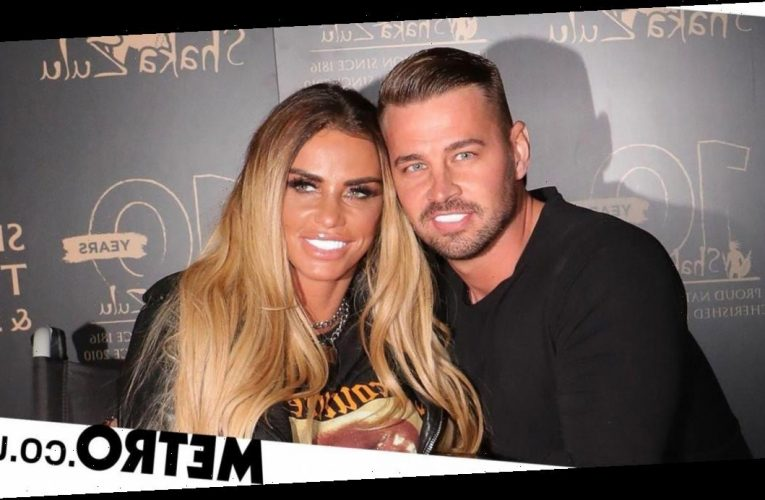Katie Price shares picture of pregnancy vitamins as she tries for sixth baby