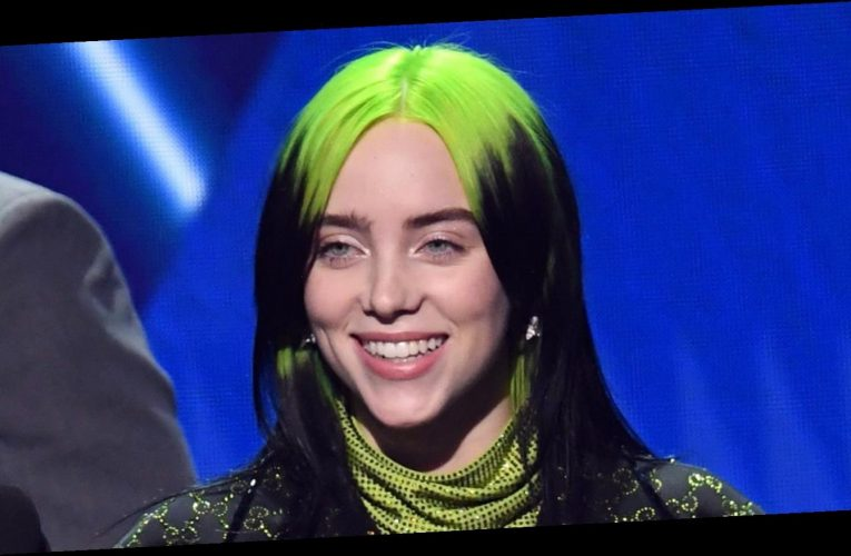 Billie Eilish Opens Up About the Internet Hating Her Body