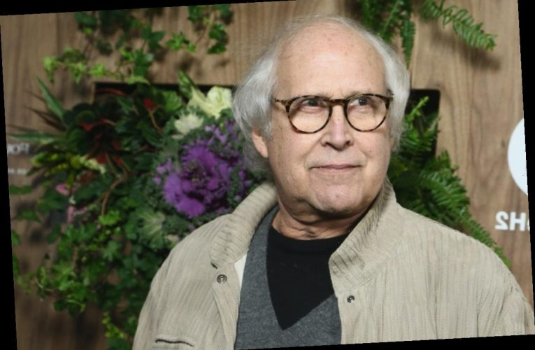 Chevy Chase's Real Name Is Surprisingly Weird