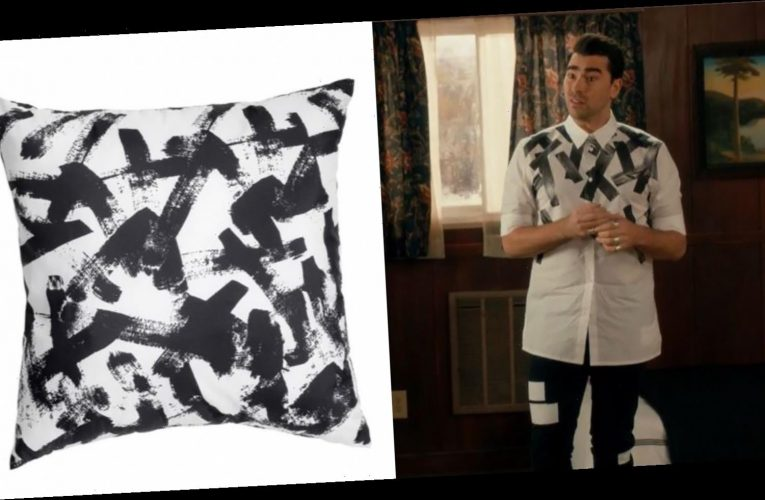Twitter Can't Believe These IKEA Items Look Just Like David's Clothes From Schitt's Creek