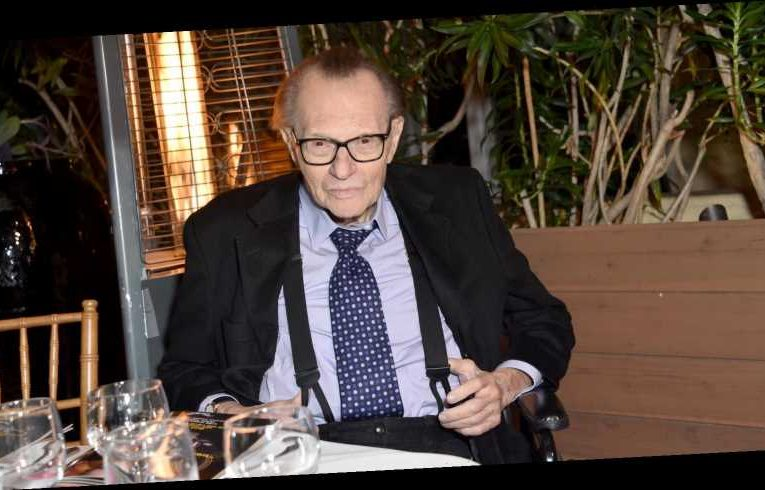 The Heartbreaking Death Of Larry King – The List