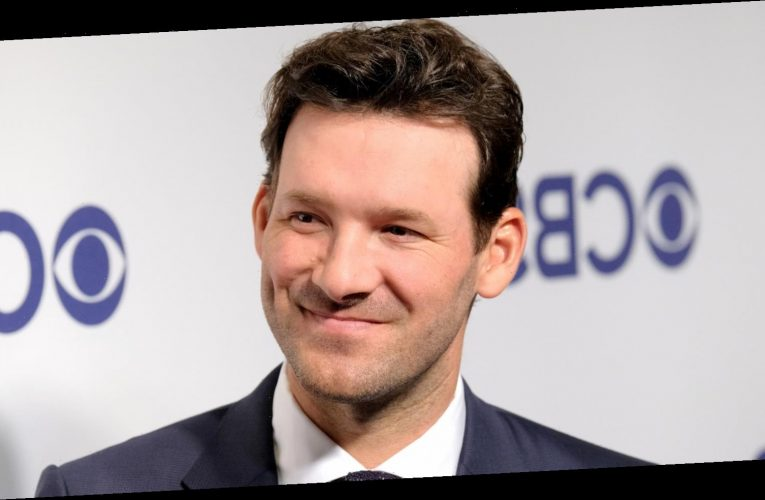 The Real Reason Tony Romo Retired – Nicki Swift