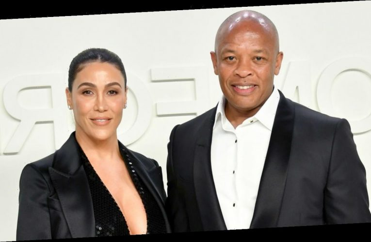 Dr. Dre Agrees to Pay Ex Nicole Young $2 Million in Temporary Support