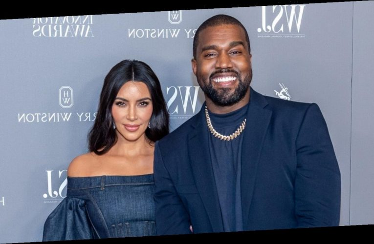 Kim Kardashian and Kanye West Still 'Communicate Regularly'
