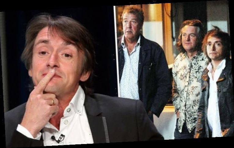 Richard Hammond forgot to switch Top Gear camera on during jaw-dropping moment 'Idiot'