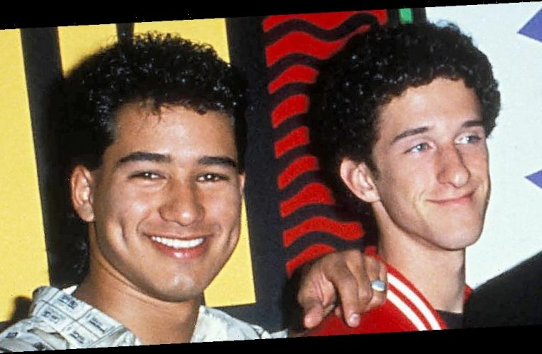 Mario Lopez Gets Emotional During Dustin Diamond Tribute on 'Access'