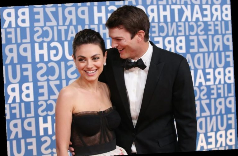 Mila Kunis and Ashton Kutcher Had a 'Real-Life National Lampoon's Honeymoon'