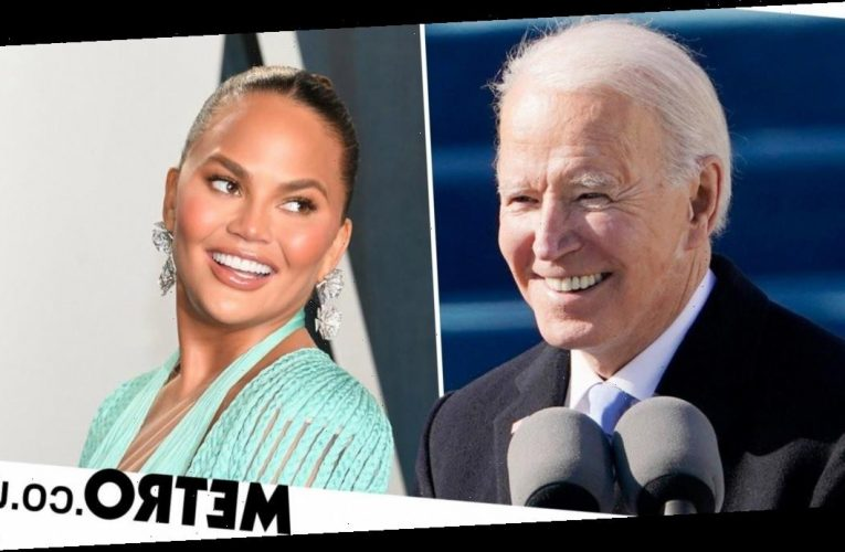 Chrissy Teigen unfollowed by President Joe Biden on Twitter