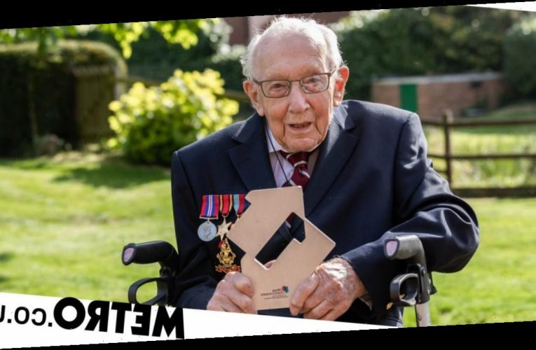Captain Sir Tom Moore's charity song made him an unlikely chart-topper
