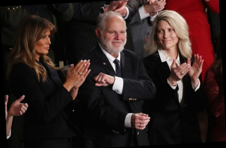 Does Rush Limbaugh Have Any Children With Kathryn Adams Limbaugh?