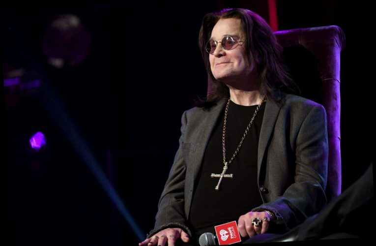 Ozzy Osbourne receives first dose of vaccine after sharing COVID-19 fears: 'As soon as I got it, I felt relieved'
