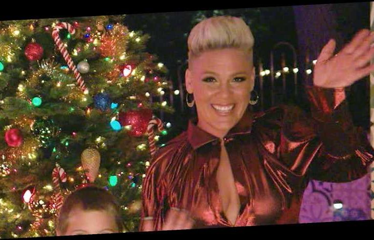 Pink Shared a Video of Her 9-Year-Old Daughter Singing