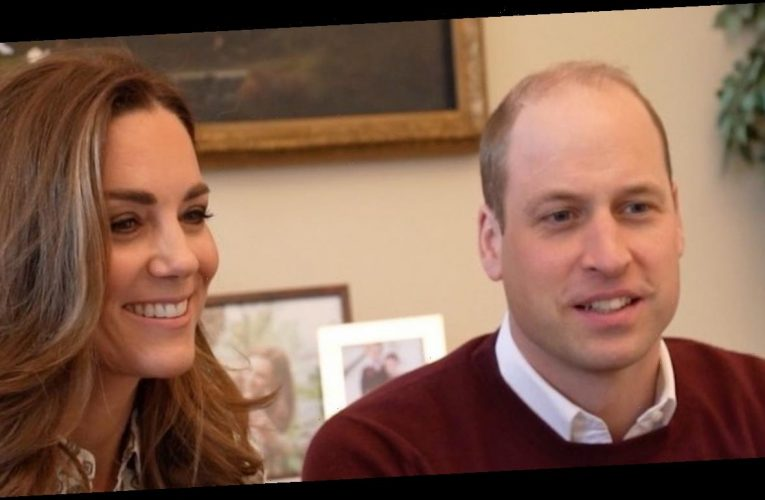 Kate Middleton Wore Tweed with a Polished Ponytail for Her Latest Zoom Call