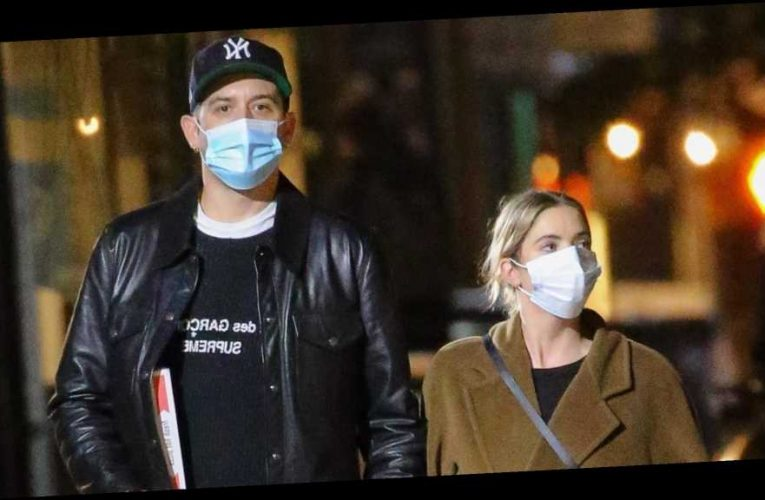 Ashley Benson and G-Eazy break up, plus more celeb splits of 2021
