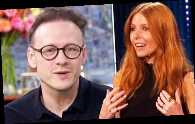 Kevin Clifton's girlfriend Stacey Dooley admits he's a 'slow burn' on first meeting