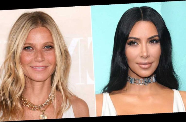 'Box of Tricks'! Kim K. 'Excited' About NSFW Gifts From Gwyneth Paltrow