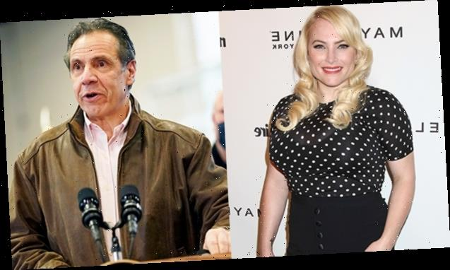 Meghan McCain Calls Out Andrew Cuomo For 'Not Really Apologizing' To Accusers: 'He's A Pig'