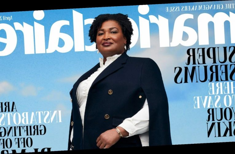 Stacey Abrams Talks About Creating Change & What She Wants to Do Next